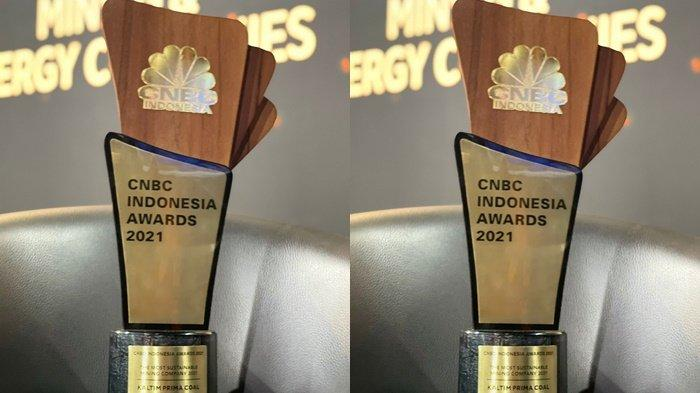 KPC Dapat Anugerah The Most Sustainable Mining Company 2021 dari Media CNBC