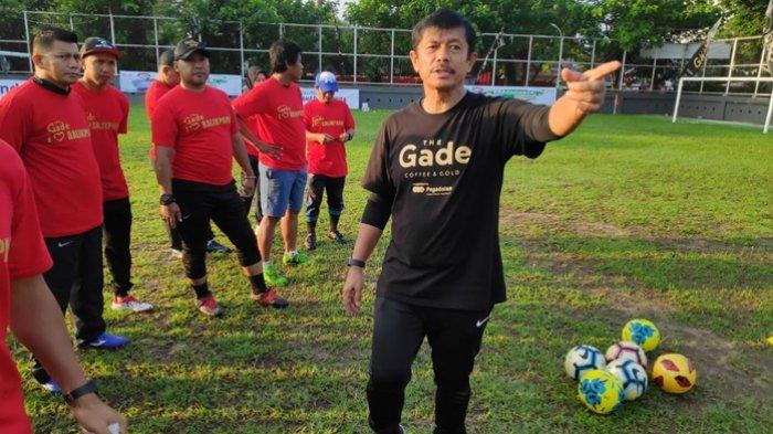 Gagal Bawa Osvaldo Haay Juara, Begini Nasib Indra Sjafri di Timnas U23 Indonesia, Iwan Bule: Sabar