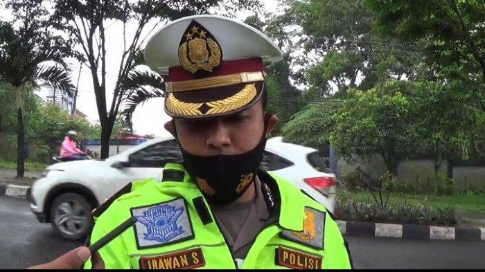Kronologi Pejalan Kaki Tewas Dilindas Truk Kontainer di Tanjakan Mazda Balikpapan, Polisi Olah TKP
