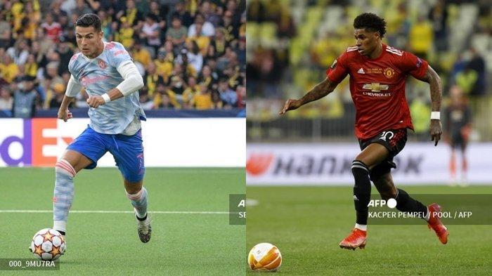 Jadwal Liga Inggris Pekan ke-8: Leicester City vs Man United, Uji Coba Duet Ronaldo-Rashford
