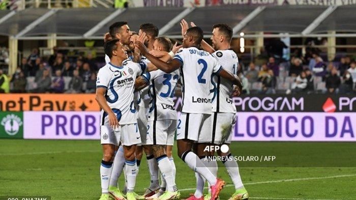 Klasemen & Hasil Liga Italia: Comeback dalam Waktu 2 Menit, Inter Milan Rebut Capolista