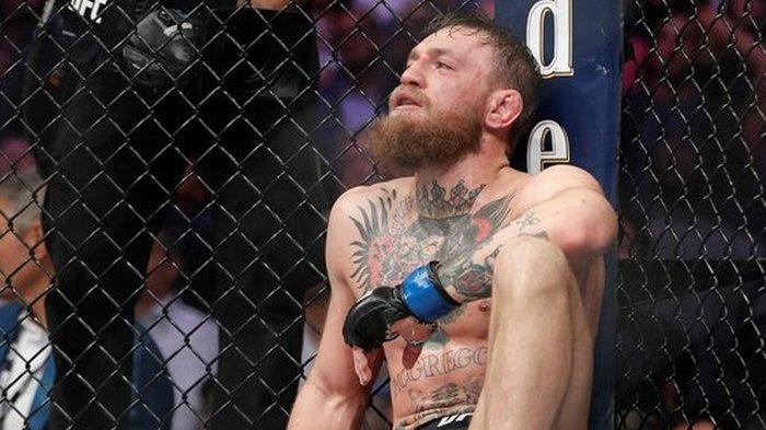 KALAH Lawan Khabib Nurmagomedov, TERBARU Ditumbangkan Dustin Poirier, Karir McGregor di UFC Tamat?