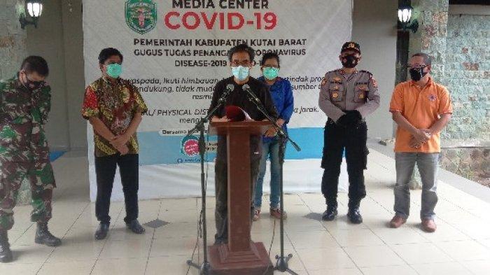 Lagi, Satu Pasien Covid-19 di Kubar Meninggal, Kasus Positif pun Bertambah