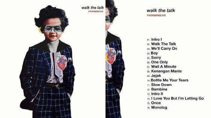 Cover Album Walk The Talk