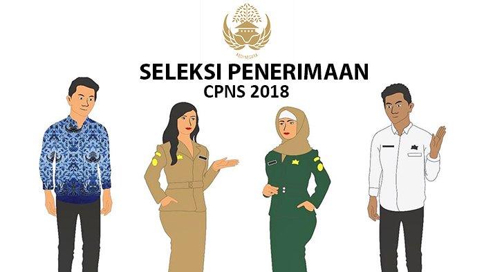 BKN Umumkan Hasil SKD CPNS 2018, Download Link di Sini untuk Lihat Namamu