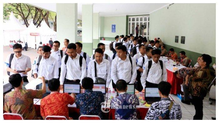 sscasn.bkn.go.id Fomasi CPNS 2019 Kemenkumham Ada 3 Ribu Formasi untuk Lulusan SMA dan SMK