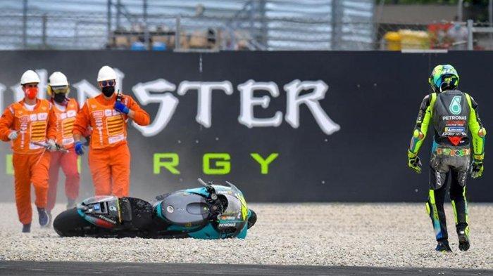 Pangeran Arab Saudi 'Paksa' Valentino Rossi Tunda Pensiun dari MotoGP, Tim VR46 Jadi Taruhannya