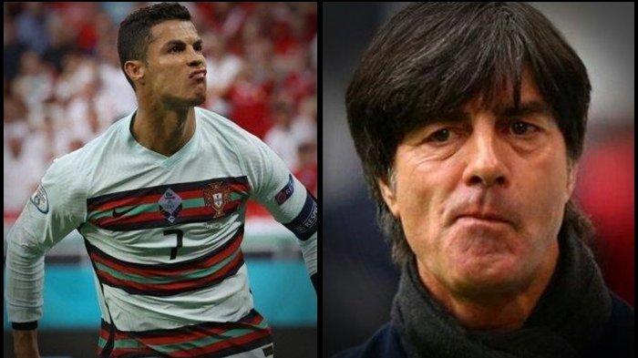 DAFTAR PEMAIN Jerman vs Portugal di EURO 2020, Ronaldo Cs Kalah Statistik, Kans Menang Joachim Loew