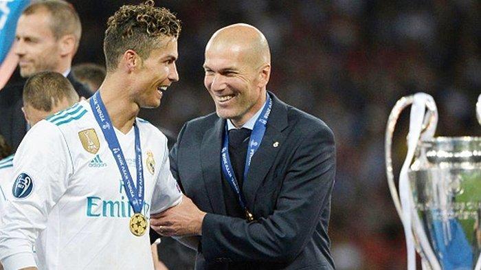 BURSA TRANSFER Liga Italia: Rem Cakram Hentikan Ronaldo Tinggalkan Juventus, Sinyal Zidane Menguat