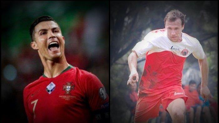 Eks Persija Jakarta Pernah Adu Tajam dengan Bintang Juventus, Bela Kroasia, Ronaldo Tak Bisa Nyekor!