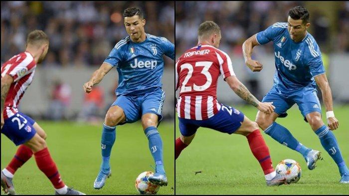 Cristiano Ronaldo Gagal Bawa Juventus Raih Kemenangan atas Atletico Madrid
