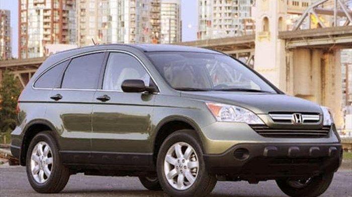 Tips Membeli Mobil Bekas Honda CR-V 2007: Mulai Bermasalah, Perhatikan Bagian Penting Ini