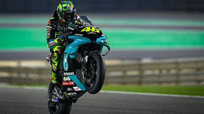 LENGKAP Jam Tayang & Jadwal MotoGP 2021 Live Trans7, Valentino Rossi Tak Ingin Malu di MotoGP Italia