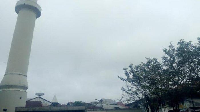 Prakiraan Cuaca Samarinda 13 September 2021, Berawan dan Potensi Hujan Lokal di Beberapa Kecamatan