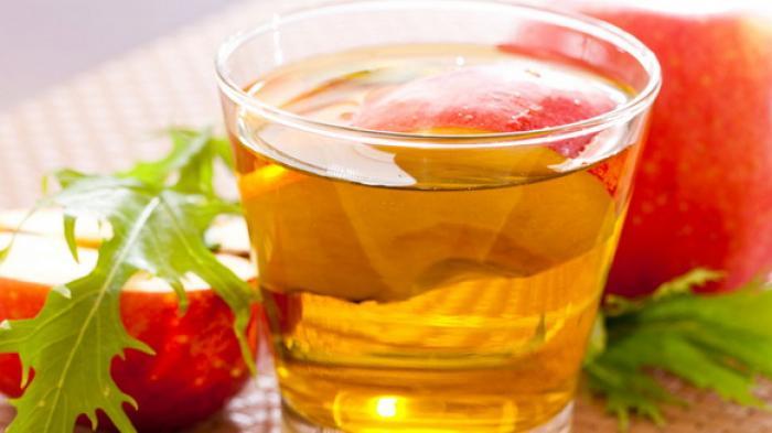 Tidak Banyak Orang Tahu, Ini Manfaat Kesehatan Cuka Sari Apel, Bisa Mengatur Kadar Gula Darah