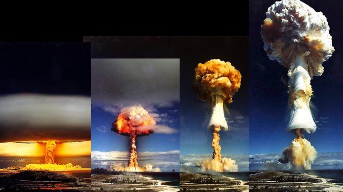 Di Dunia saat Ini Ada 1.500 Bom Nuklir, Padahal untuk Hancurkan Bumi Cukup  100 Bom Saja - Tribun Kaltim
