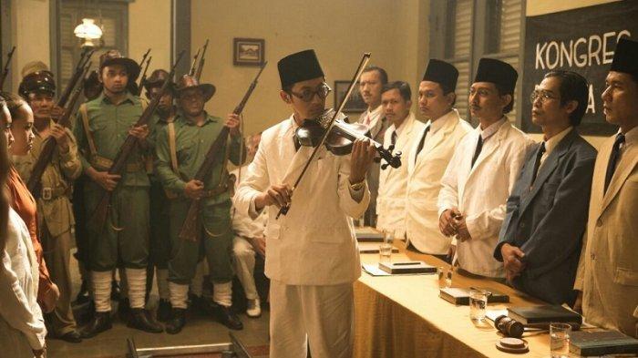 Semarak HUT RI, DILo Balikpapan Ajak Masyarakat Nobar Film Wage, Sang Pencipta Lagu Indonesia Raya