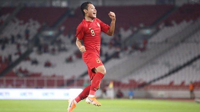Tak Dipanggil Shin Tae-yong ke Timnas Indonesia, Gelandang Persija Evan Dimas Curiga Karena Hal ini