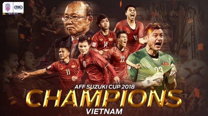 CUPLIKAN GOL & HASIL AKHIR Vietnam vs Malaysia (1-0), Vietnam Juara Piala AFF 2018!