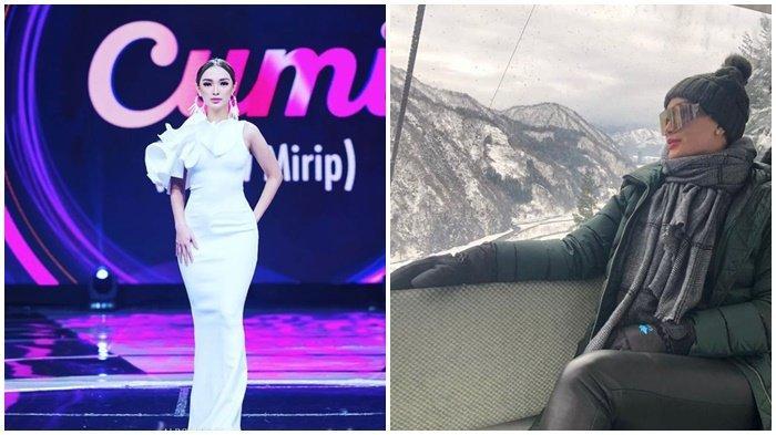 Curhat Zaskia Gotik Usai Pulang Liburan, Istri Sirajuddin Mahmud Sebut Soal Perasaan yang Dipendam