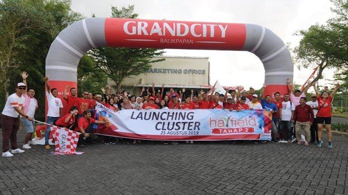 Perumahan Grand City Balikpapan Launching Cluster Terbaru, Hanya Bayar Rp 2 Juta Tiap Bulan