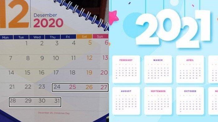 Cuti Bersama Desember 2020, Pilkada 9 Desember Hari Libur, Jadwal Libur Nasional hingga Januari 2021