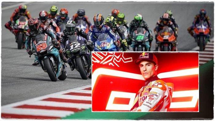 Jadwal MotoGP 2021 dan Jam Tayang Trans7, Marc Marquez Absen di GP Qatar, Link Live Streaming UseeTV