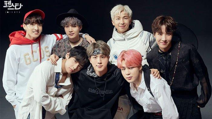 BTS Buat ARMY Heboh, Big Hit Entertainment Kode Tour April 2020, Konser atau Judul Album Baru?