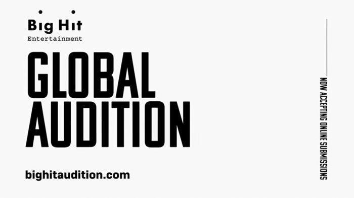 Daftar Big Hit Global Audition 2020 Online di bighitaudition.com, BTS Kasih Semangat, Ini Syaratnya!