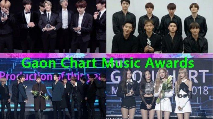 Ini Daftar Lengkap Pemenang Gaon Chart Music Awards, dari BTS, Wanna One, EXO, BLACKPINK, Stray Kids