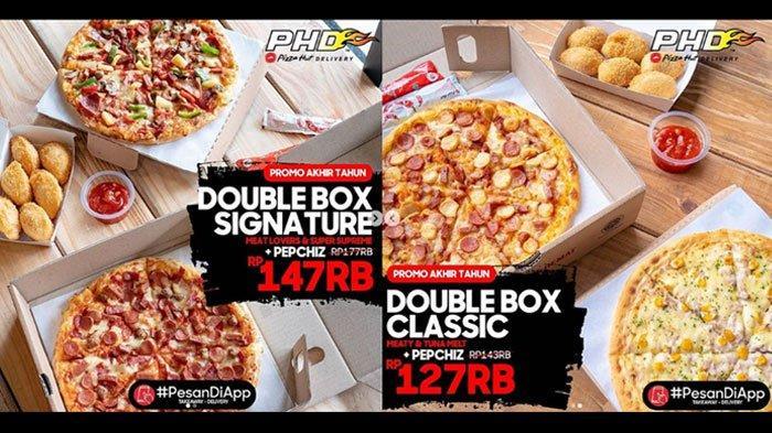 Daftar Promo Kuliner Akhir Tahun, Makan Hemat di McDonald's hingga Pizza Hut