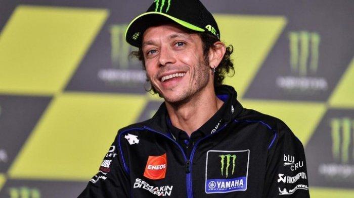 LENGKAP Jadwal MotoGP 2021,Daya Pikat  Valentino Rossi di ajang MotoGP 2021 Tampaknya Belum Pudar