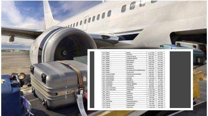 Harga Tiket Pesawat Turun Mulai Hari Ini Ini Daftar Tba Waktu Dan Besaran Yang Akhirnya Disetujui Tribun Kaltim