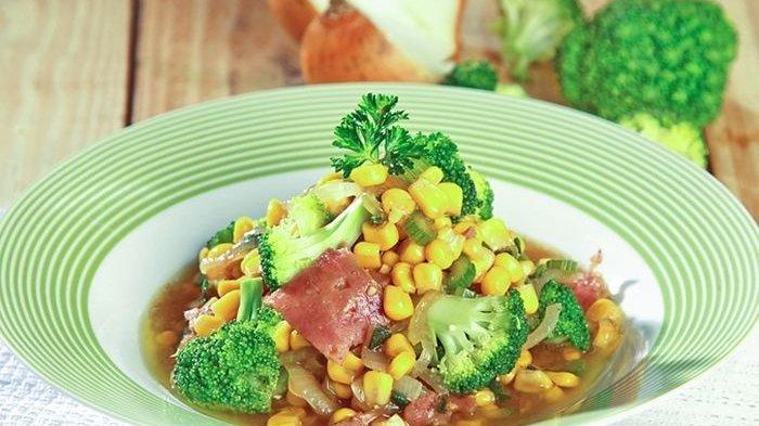 Resep Daging Asap Saus Tiram, Hidangan Makan Malam Keluarga yang Lezat dan Gampang Dibuat