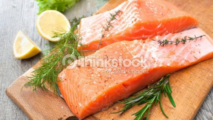 Cara Memilih Ikan Salmon Segar di Pasar, Perhatikan 5 Langkah yang Wajib jadi Pegangan