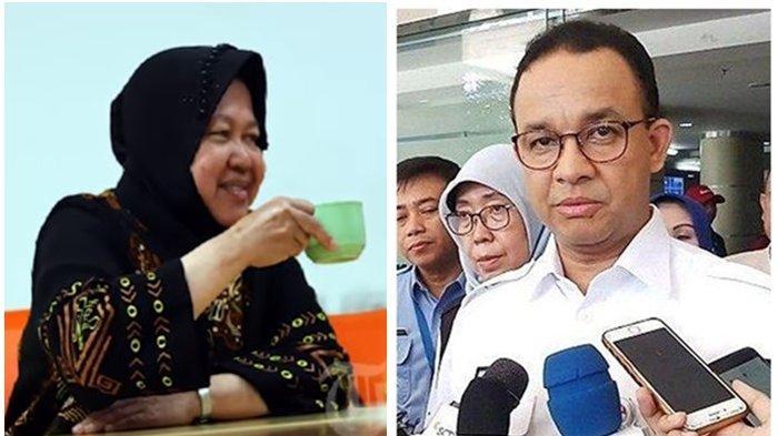 Risma juga Menguat Saingan Prabowo dan Anies jadi RI 1 Versi Indo Barometer, Ridwan Kamil Kalah Jauh