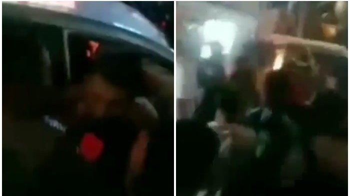 Video Viral Mobil Bergoyang di Parkiran, Siswi SMA dan Kekasih di Serang Kepergok Berhubungan Badan