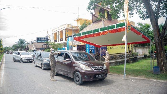 Terminal Malinau Kota Tetap Layani Penumpang Lintas Kabupaten, Dilarang Menyeberang Antar Provinsi