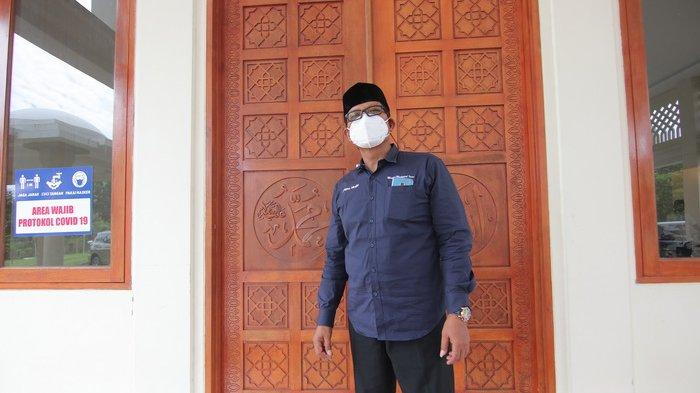 Damuri, Kepala Sekretariat Balikpapan Islamic Center