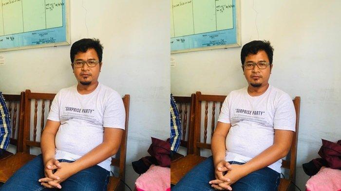 BREAKING NEWS Gunakan Nama Samaran, Buronan Kasus Korupsi Perusda AUJ Bontang Ditangkap di Madiun