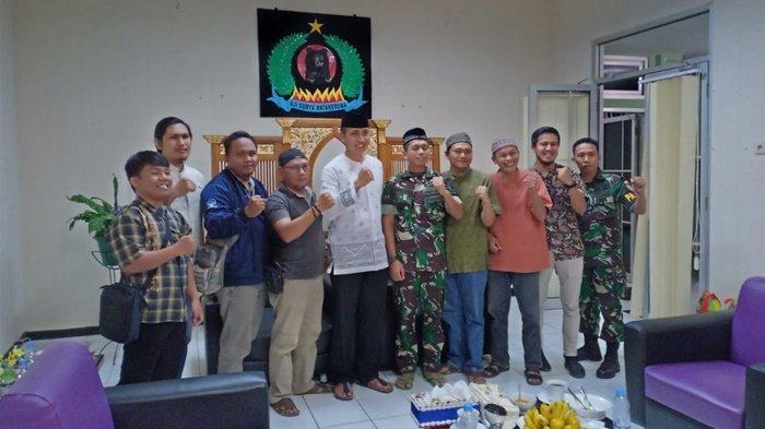 Tingkatkan Tali Silaturahmi dan Kerjasama, Dandim 0904/Tng Buka Puasa Bersama Wartawan