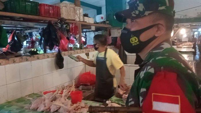 Operasi Pendisiplinan Prokes di Balikpapan Dilanjut 10 Hari ke Depan, Petugas Bagikan 3.000 Masker