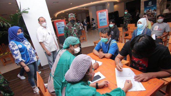 Capaian Vaksinasi di Balikpapan Sudah 50 Persen Total Penduduk, Dandim 0905 Sebut Tinggal 20 Persen