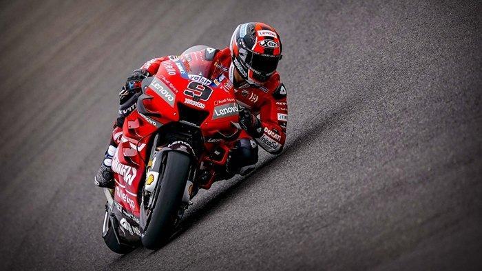Hasil Kualifikasi Lengkap MotoGP Jepang 2019 Sirkuit Motegi, Hujan Deras, Ducati Tercepat di FP3