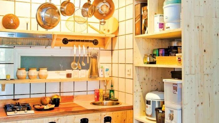 Tak Perlu Biaya Besar, Simak Trik Berikut Menyulap Dapur agar Terlihat Rapi dan Menarik