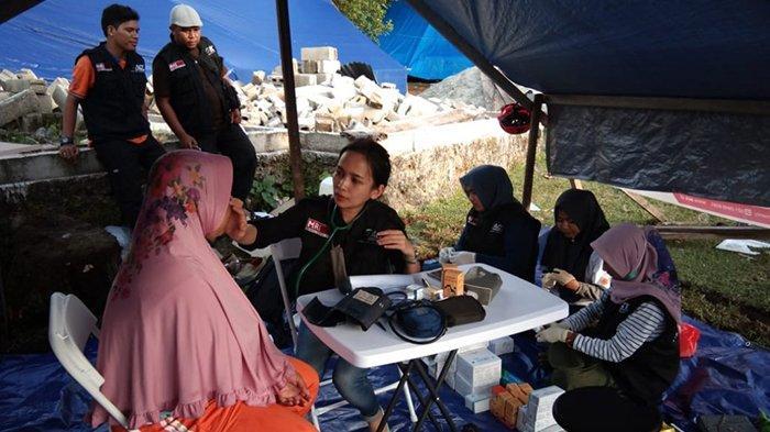 Dapur Umum dan Layanan Kesehatan ACT Terus Bantu Korban Gempa Ambon