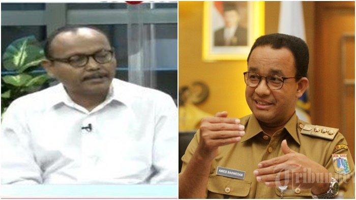 Dari Informasi di Balai Kota, Politikus Gerindra Bongkar Kelemahan Gubernur Anies Baswedan