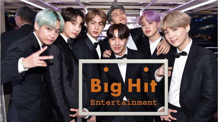 Dari Penjualan Album BTS, Big Hit Entertainment jadi Agensi Terbesar, 2020 Pindah Kantor 26 Lantai