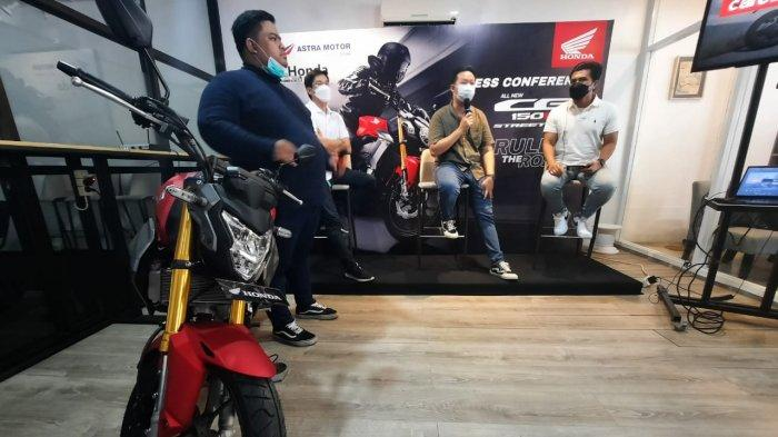 Harga All New Honda CB150R StreetFire di Samarinda Rp 30 Jutaan, Menggendong Mesin 150 Cc