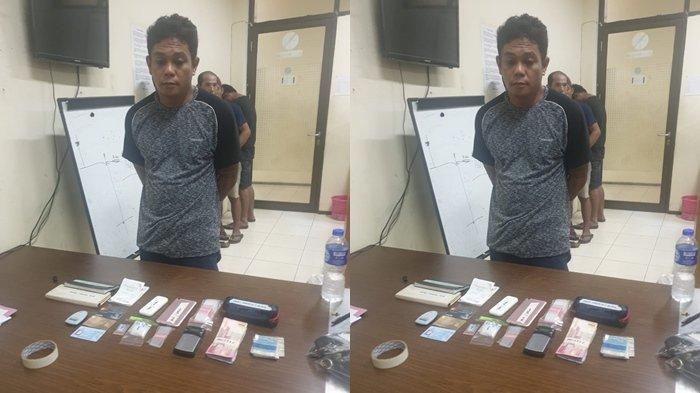Joker Cs Dibekuk, BNN Kalimantan Timur Bongkar Jaringan Peredaran Narkoba Lintas Kota